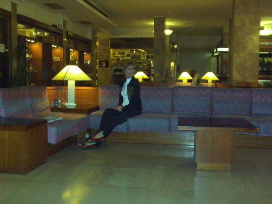 FH Grand Hotel Mediterraneo: lobby