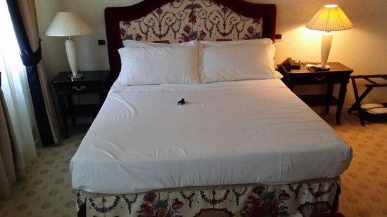 Hotel I Somaschi : La camera