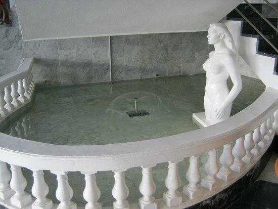 Cleopatra Palace Hotel: zona colazione