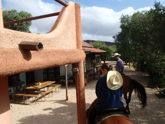 Horse Shoe Ranch : start from the Ranch