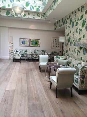Haymarket Hotel: Тут пьют чай и болтают