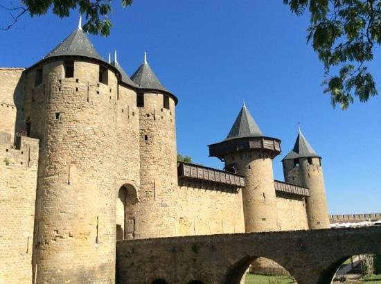 Carcassonne Medieval City: Fortress