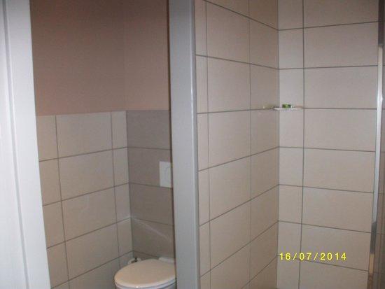 La Villa Des Houx : douche