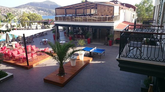 Samira Exclusive Hotel & Apartments : Pool and bar area new for 2014