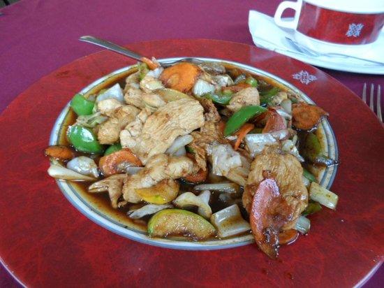 lai lai : Sauté de légumes