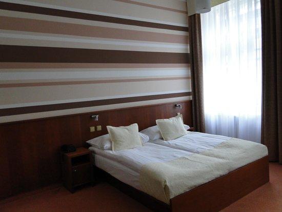 Hotel Atlantic: Habitacion