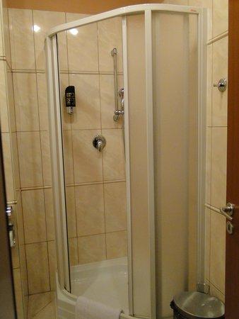 Hotel Atlantic: Baño
