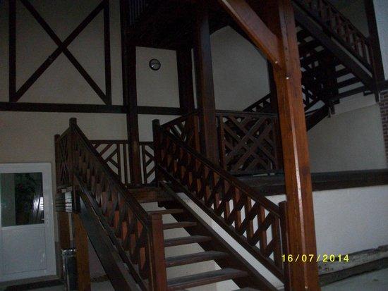 La Villa Des Houx : hotel