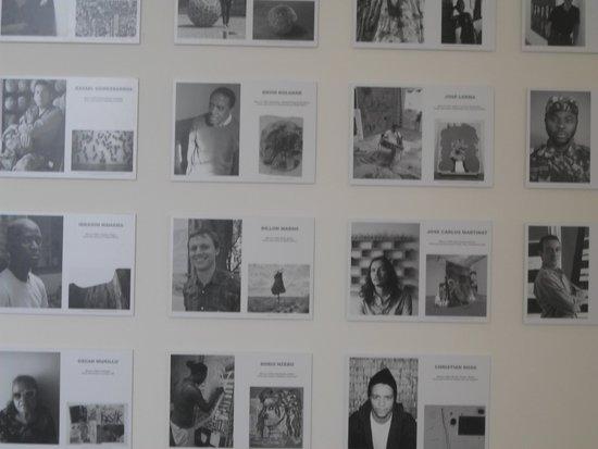 Saatchi Gallery: i volti degli artisti