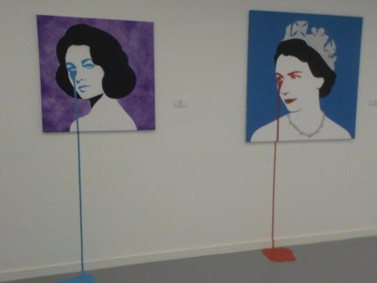 Saatchi Gallery : oltre il quadro