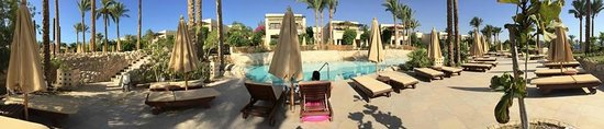 The Grand Hotel Sharm El Sheikh: Quiet pool