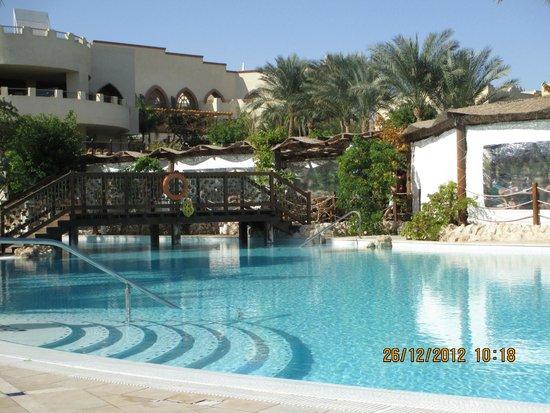 The Grand Hotel Sharm El Sheikh: unser lieblingsplatz