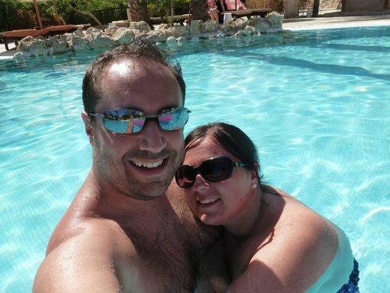 The Grand Hotel Sharm El Sheikh: Main pool