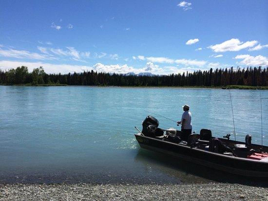 Alaska Fishing & Lodging: Perfect