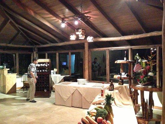 Lost Iguana Resort & Spa: Restaurant