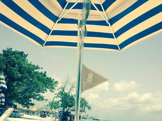 The Ritz-Carlton, Aruba: Ritz Flag