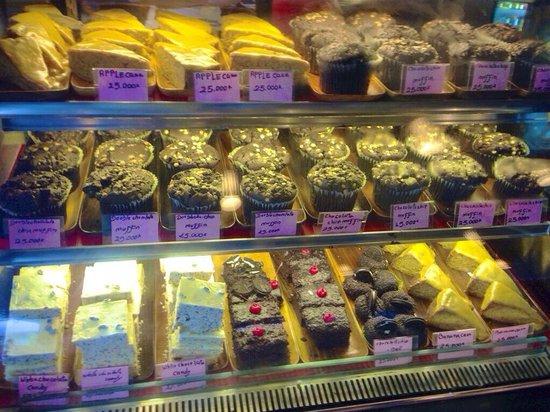 Luang Prabang Bakery : yummy!
