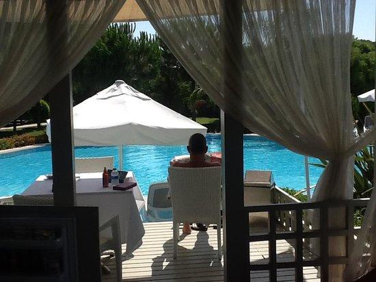 Susesi Luxury Resort : Cabana