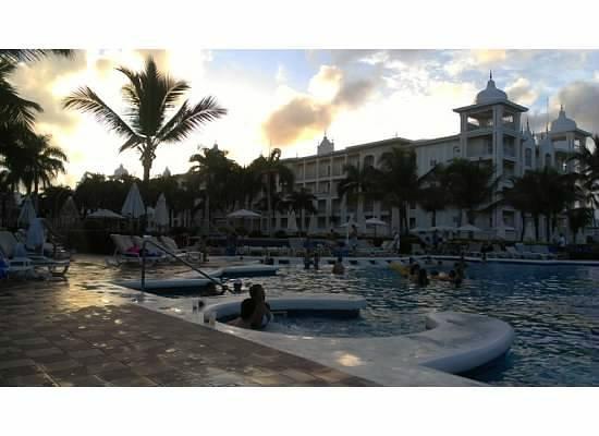 Hotel Riu Palace Punta Cana: Hermosa vista