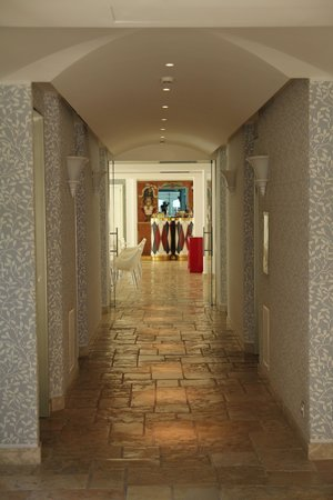 Melia Villa Capri Hotel & Spa: Lobby 2