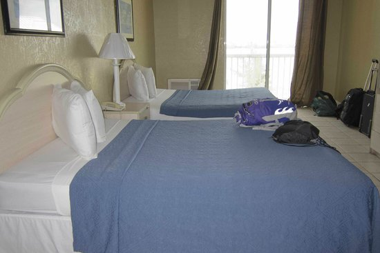 Junkanoo Beach Resort : Sleeping space