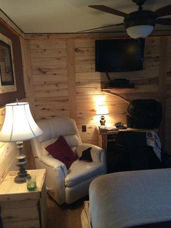 Cedaredge Lodge : Room