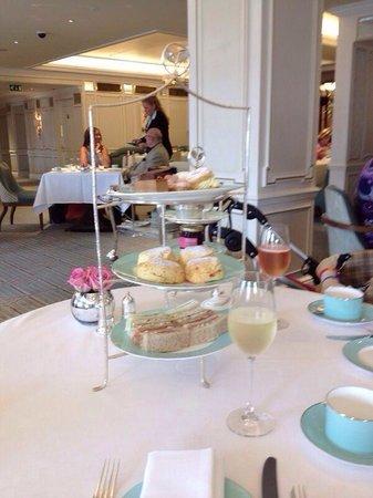 The Diamond Jubilee Tea Salon: Afternoon tea
