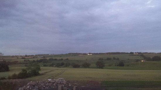 Bamflatt Farm B&B: beautiful views