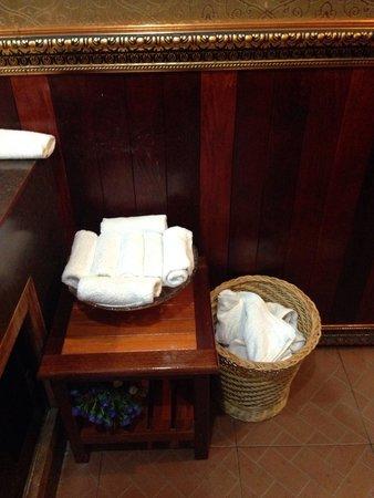 Luang Prabang Bakery : cleanliness