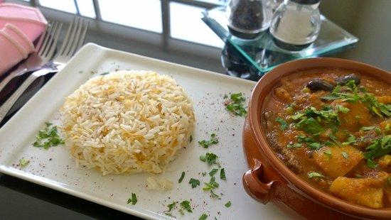 Cafe Rita: Meat Tagine