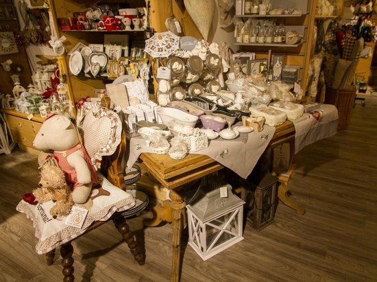Сан-Виджилио, Италия: accessori per bagno