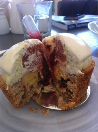 Sweet Envy: cupcake