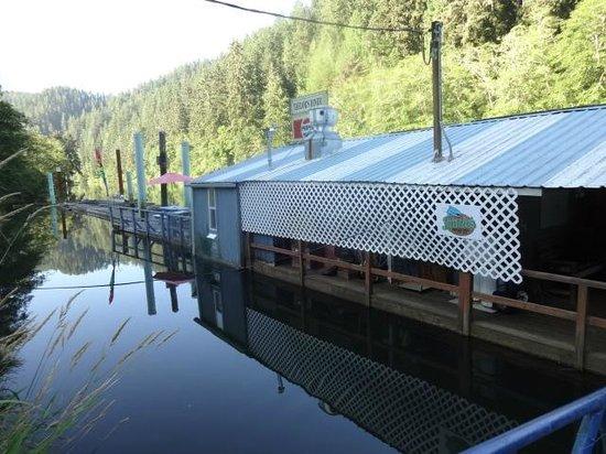 Jamie's Dockside Diner at Taylor's Landing: 1