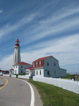 Site historique maritime de la Pointe-au-Pere : Le site historique de Pointe-au-Père