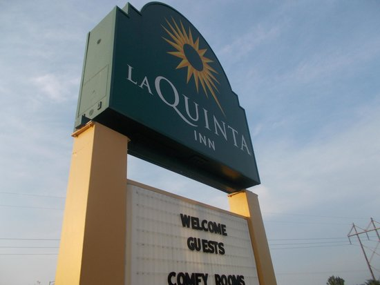 La Quinta Inn Richmond : We're here