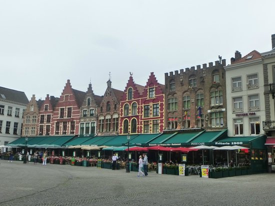 The Markt: Grand-Place