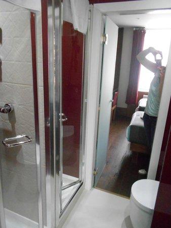 The California : salle de bain