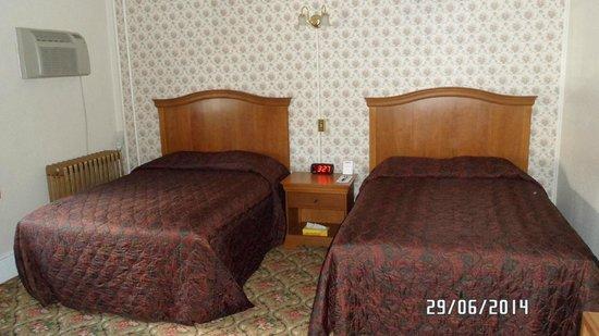 Buffalo Bill's Irma Hotel : Zimmer