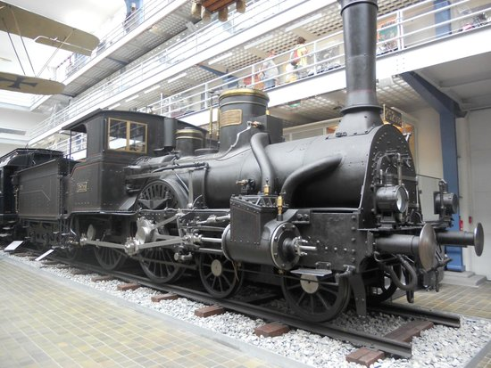 National Technical Museum : Train