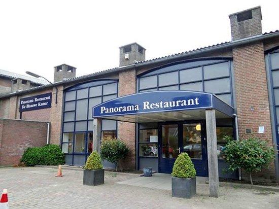 Panorama Restaurant De Blaauwe Kamer: The Restaurant