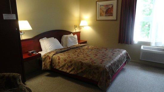 Econo Lodge Boischatel : chambre