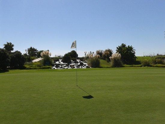 Parador de Malaga Golf : campo de golf