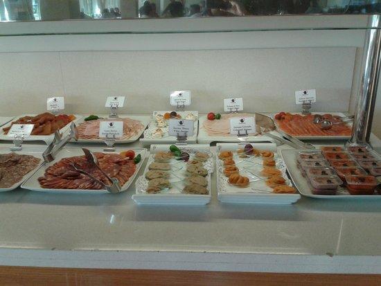 Parador de Malaga Golf : desayuno
