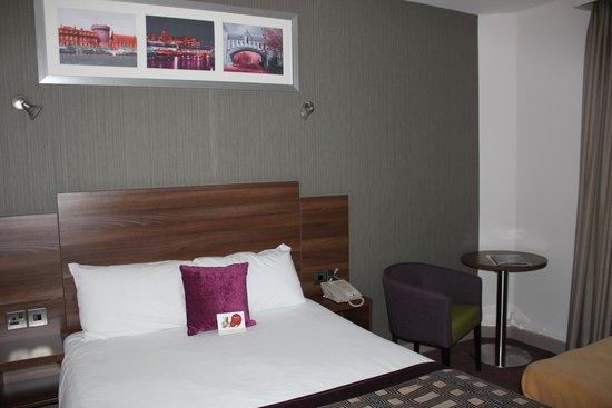 Jurys Inn Dublin Christchurch: room
