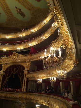 Bolshoi Theatre : Bolshoi - July 2014