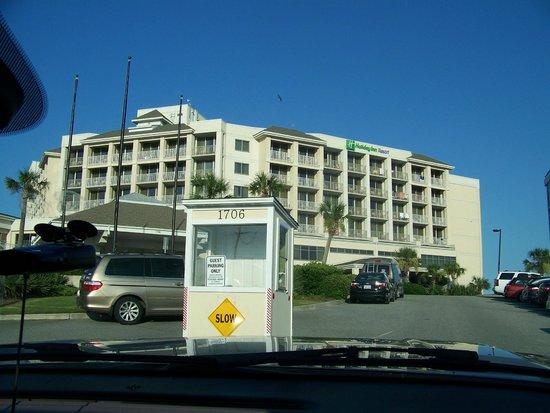 Holiday Inn Resort Wrightsville Beach: The Holiday Inn