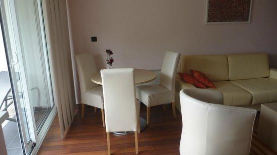 Wellness & Spa Hotel Villa Magdalena: eethoek