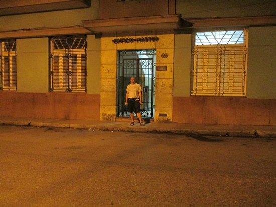 Casa Maritza y Manolo: Vista nocturna