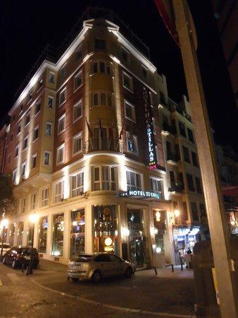 Hotel II Castillas: Bom hotel no centro de Madri