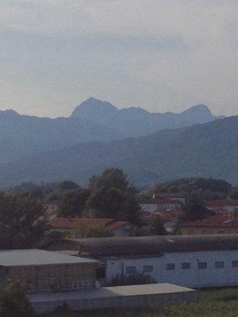 Best Western Grand Hotel Guinigi : View from balcony room 600
